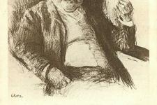 Glatz Oszkár rajza